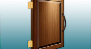 cabinet doors that slide back how to adjust euro style cabinet hinges 7 steps wikihow