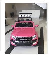 jeep pink licensed ford ranger 24v 4wd electric jeep premium upgraded 2018