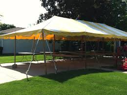 white tent rental striped tension tentsgrand rapids tent rentals