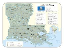 louisiana elevation map louisiana wall maps national geographic maps map quest rand
