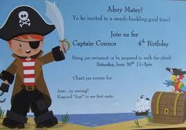 pirate party invitations reduxsquad com