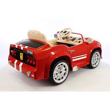 toddler mustang car sport ford mustang gt style ride on car for with remote