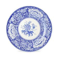 spode blue room 10 5 georgian plates set of 6 99 99