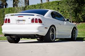 1998 ford mustang cobra for sale 1998 ford mustang svt cobra specs car autos gallery