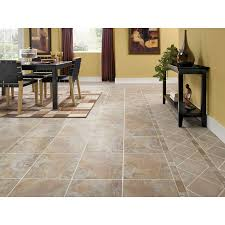 shop style selections 13 in w x 4 27 ft l sierra slate embossed