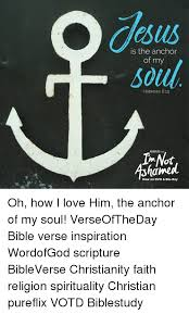 Love Anchors The Soul Hebrews - is the anchor of my hebrews 613 pure flix now on dvd blu ray oh