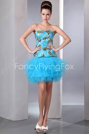 blue graduation dresses blue strapless drop waist graduation dresses for 8th grade at