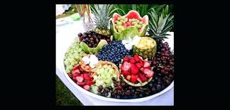 fruit table display ideas fruit table decorations fruit table decorations for weddings wedding
