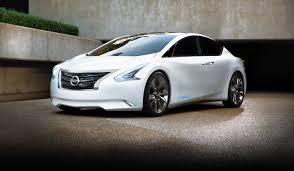 nissan maxima battery size nissan ellure hybrid sedan concept nissan usa