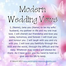 wedding quotes non religious modern wedding vows 11 best photos page 2 of 11 modern wedding