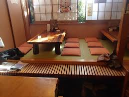 dining room cool japanese dining room design with long wood