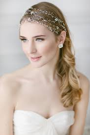 headdress for wedding wedding headband pearl headband bridal headdress freshwater