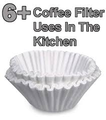 coffee filter uses 6 coffee filter uses in the kitchen coffee news paradise