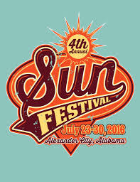 sun festival 2016 u2013 alexander city u2013 lake martin voice u2013 lake