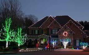 home depot xmas lights outdoor xmas lights for house fooru me