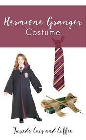hermione granger halloween costumes hermione granger costume tuxedo cats and coffee