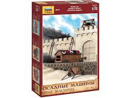 siege machines zvezda figurky siege machines 1 72 zv 8015 astra
