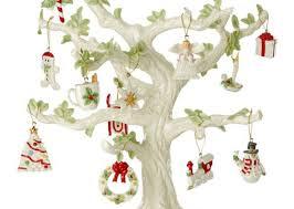 ornament lenox winter delights miniature tree or nts set