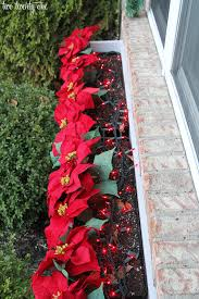 Window Box Decorations For Christmas Outdoor by Outdoor Christmas Decorations