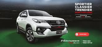 toyota financial full site toyota india official toyota fortuner site