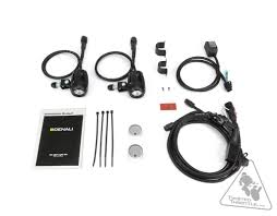 denali dm 2 0 trioptic led light kit with datadim technology