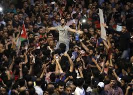 bureau du premier ministre manifestations en jordanie le premier ministre entame des