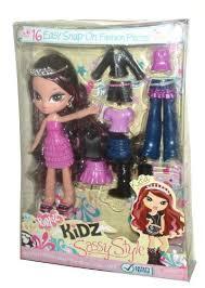 fashion dolls bratz kidz sassy style 7 doll katia 16