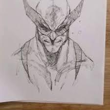 black panther sketch by southtxgirl black panther pinterest