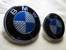 bmw car logo blue bmw car logo carbon emblem cbm 001 jsa hong kong