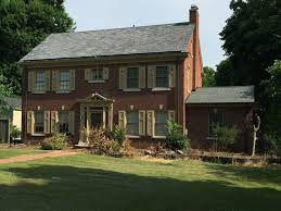 revival house colonial revival classical revival adrian architecture