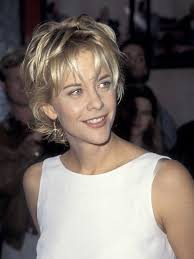 meg ryan in you ve got mail haircut meg ryan s famous haircut was a total accident get the details