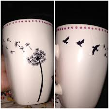 my diy sharpie mug makeawish diy pinterest craft sharpies