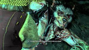 wild hunt witcher 3 werewolf the witcher 3 wild hunt werewolf boss youtube