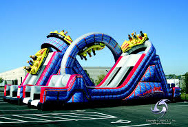 rent carnival rentals in kansas city obstacle courses for rent