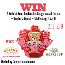 build a gift cards win a build a cookies by design s day basket