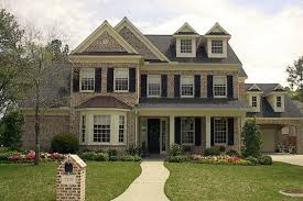colonial style house plans colonial style house plan 4 beds 5 00 baths 3804 sq ft plan 61 119