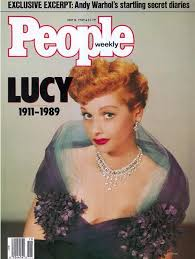 lucille ball all the world loved lucille ball people com
