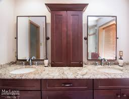 His And Hers Bathroom by Warm U0026 Inviting Master Bathroom Downingtown Pa Maclaren
