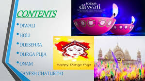 india s festivals an introduction
