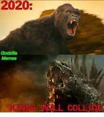 Godzilla Meme - 2020 godzilla memes coll de godzilla meme on me me