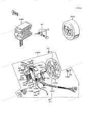 kawasaki ltd550 motorcycle wiring diagrams 83 kawasaki wiring