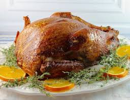 thanksgiving roast turkey recipe