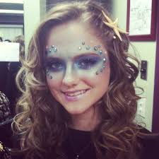 Halloween Costumes Makeup by Mermaid Makeup Cute And Simple Costume Makeup U0026 Ideas