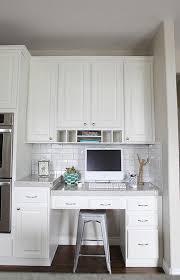 Small Design Kitchen 25 Best Kitchen Desk Areas Ideas On Pinterest Kitchen Office