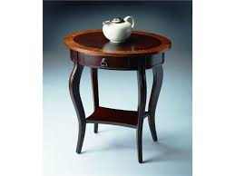 Oval Accent Table Small Butler Accent Table U2014 Carolina Tables