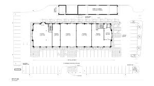 Retail Floor Plans H U0026d Schilling Building State Street And 43rd Avenue Bismarck Nd