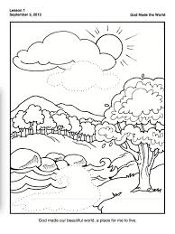 creation coloring pages avedasenses com