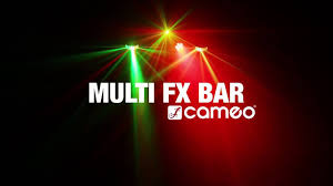 Mesmerizing Lighting Settings Multi Fx Bar Cameo Light