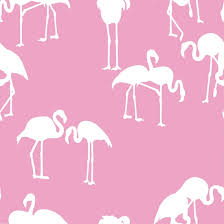 wallpaper with pink flamingos fabulous flamingo wallpaper the glam pad
