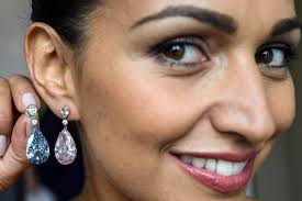 world s most expensive earrings world s most expensive earrings sell for a staggering 45million